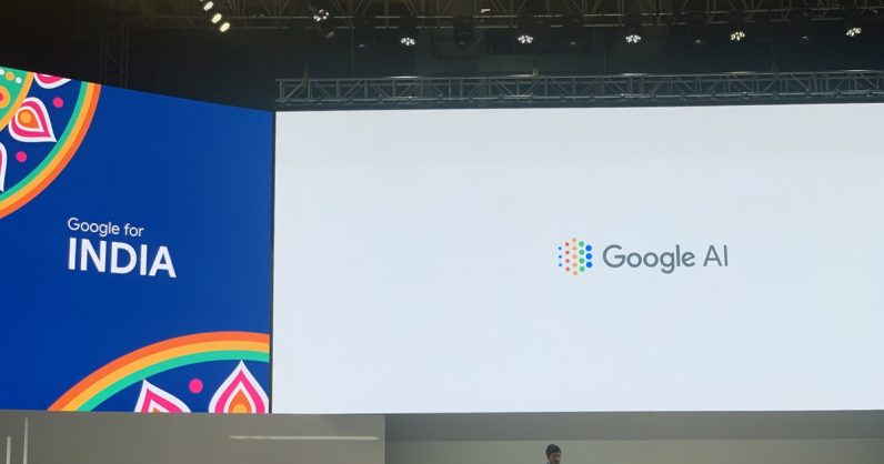 Google opens a new AI research center in India