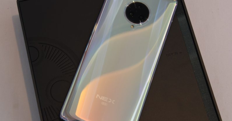 Hands-on: Vivo's Nex 3 flaunts a beautiful waterfall screen and no-button design