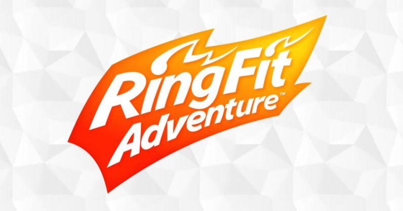 Image result for Ring Fit Adventure