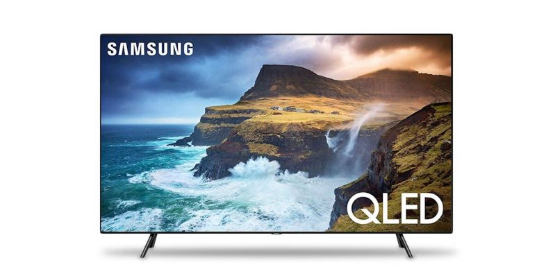 Here's Your Shot at Winning a Samsung 65″ QLED 4K Smart TV