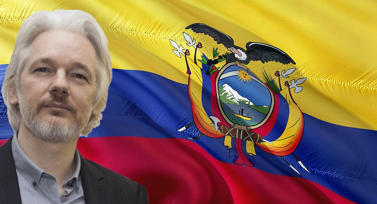 Ecuador leak exposes data of 20M individuals — including Julian Assange
