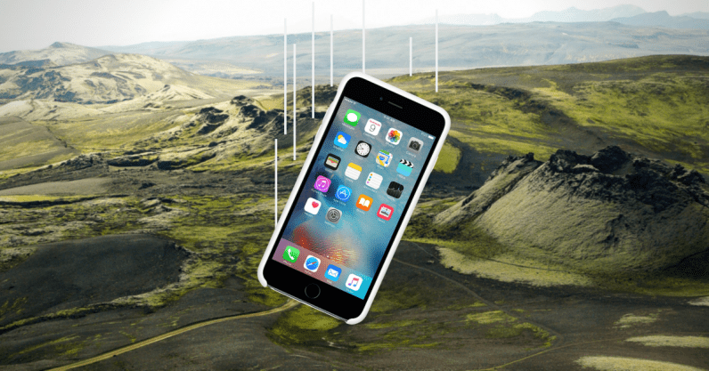 The magnaða tale of the iPhone 6s that survived a year in the Icelandic wilderness after falling from ...