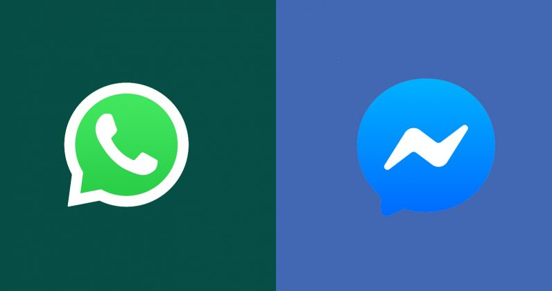 Facebook and WhatsApp will share 'electronic communications' with UK police under new treaty ...