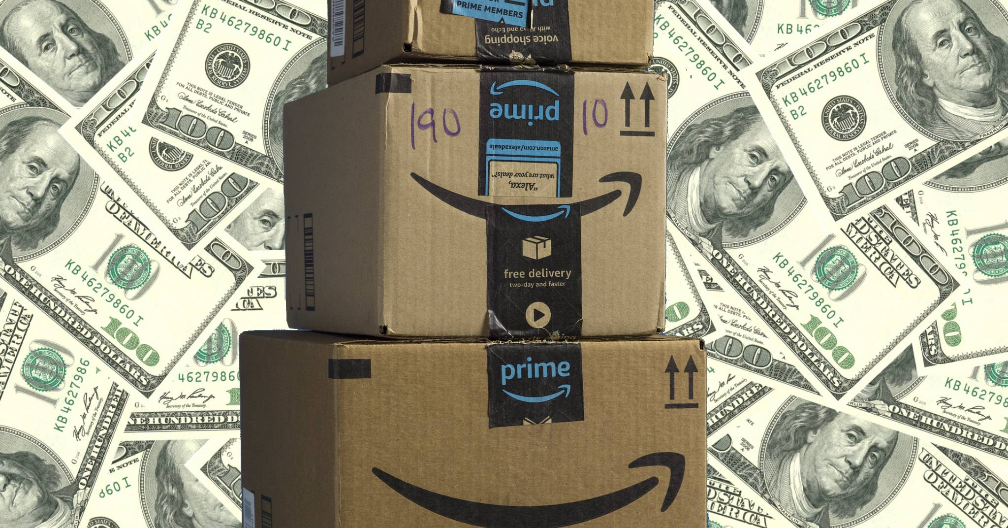 Here's an easy way to find out how much money you've wasted on Amazon