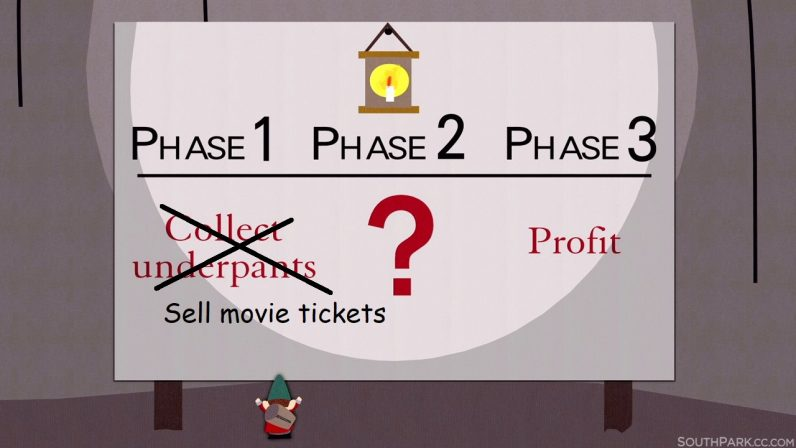 Now that MoviePass is dead, can we please start funding sensible businesses?