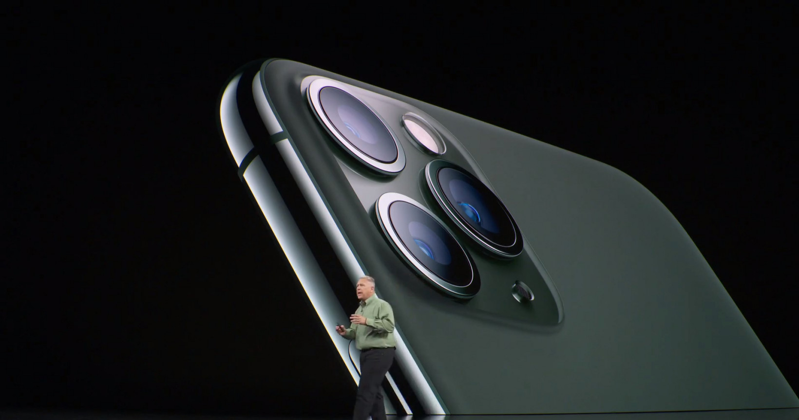 Apple launches the iPhone 11 Pro with triple cameras and hours more battery
