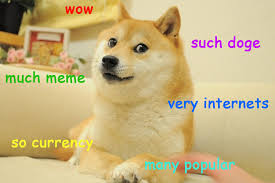 dogecoin, meme, much coin, currency
