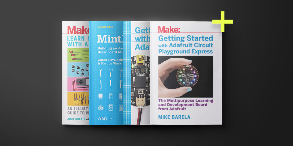 Choose your own price on this giant Arduino eBook training library