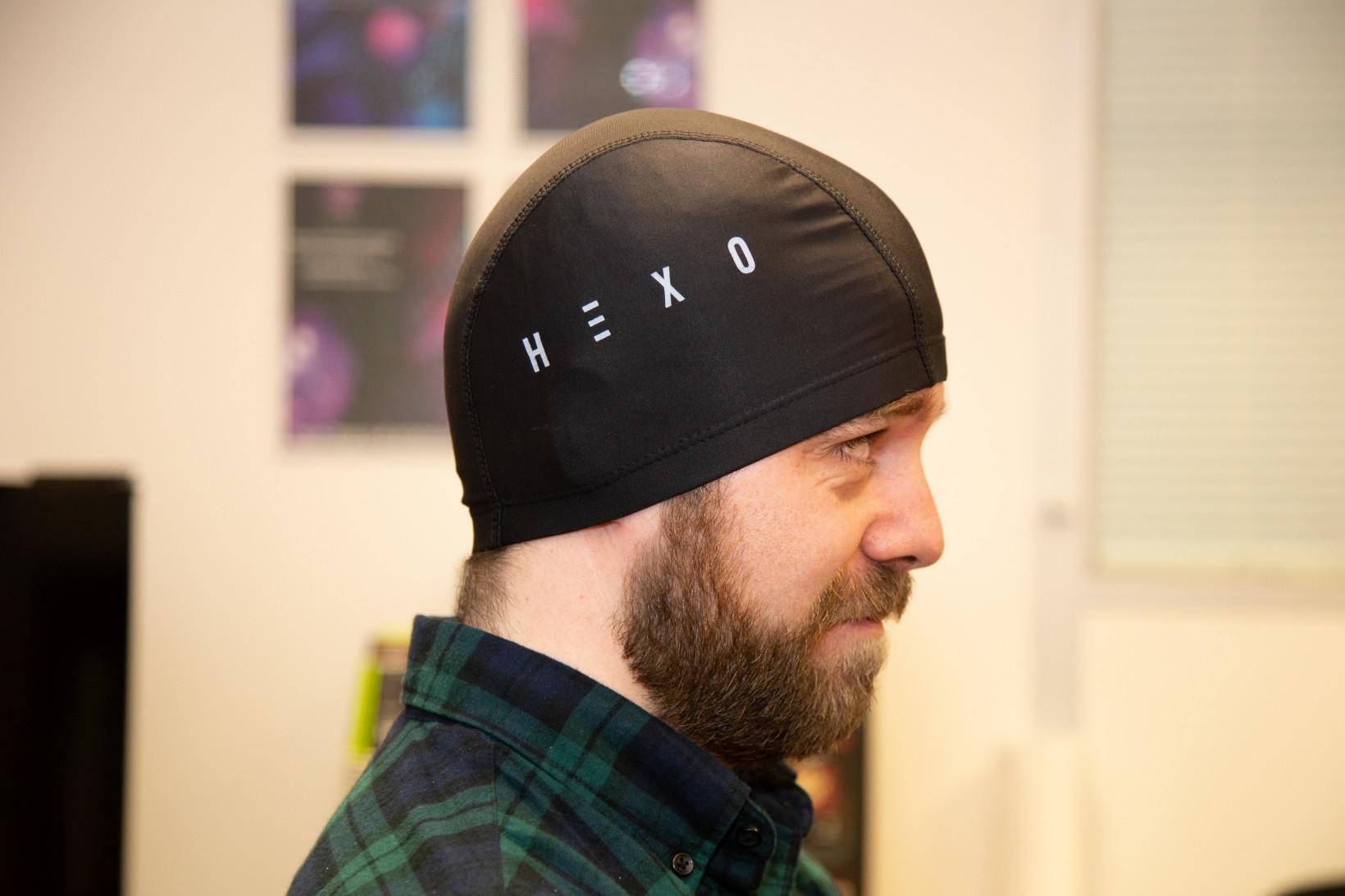 HEXR, headscan