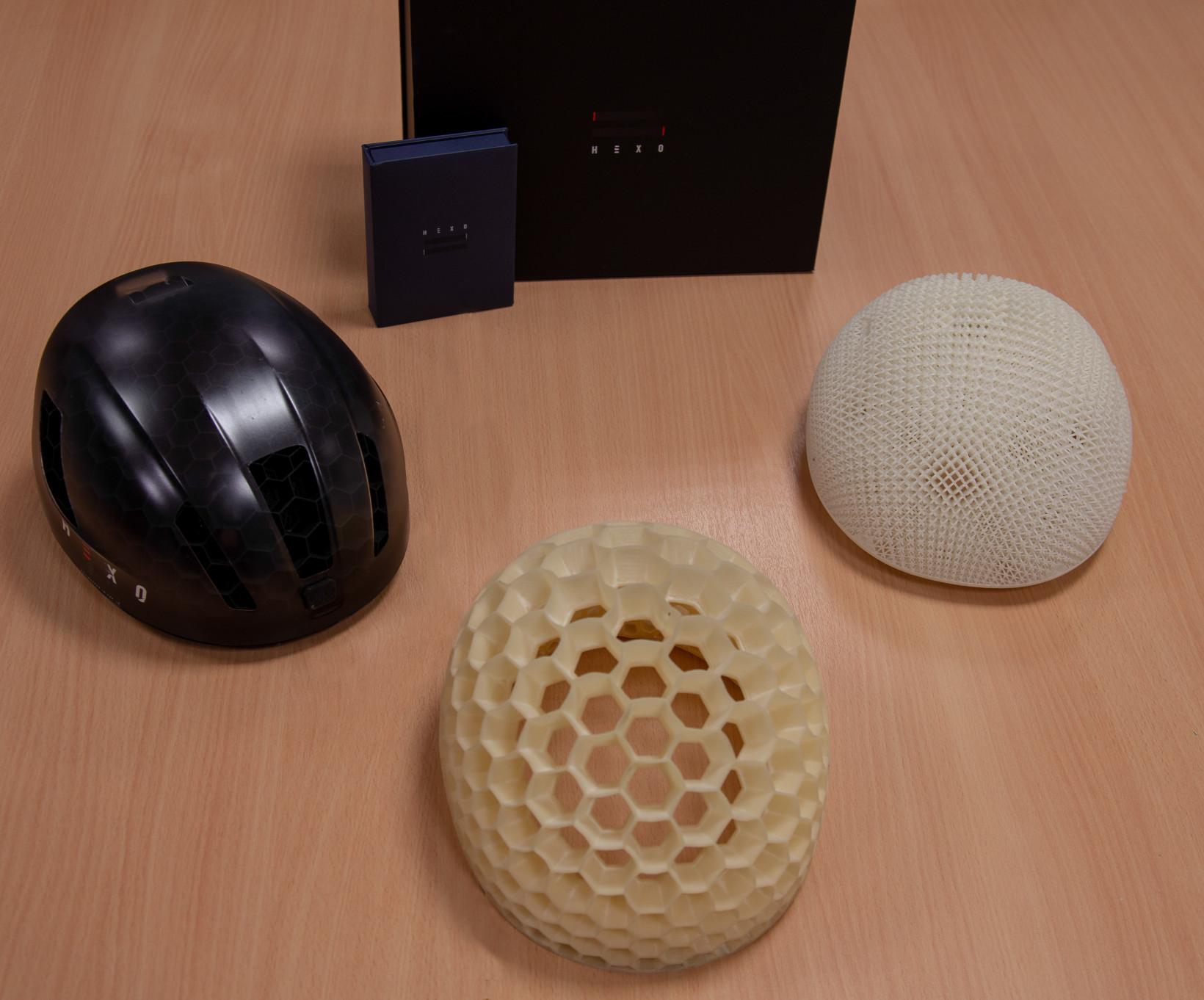 HEXR, prototype
