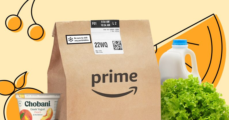 PSA: Amazon Fresh grocery deliveries are now free for US Prime members