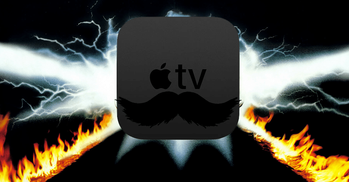 AppleTV - cover