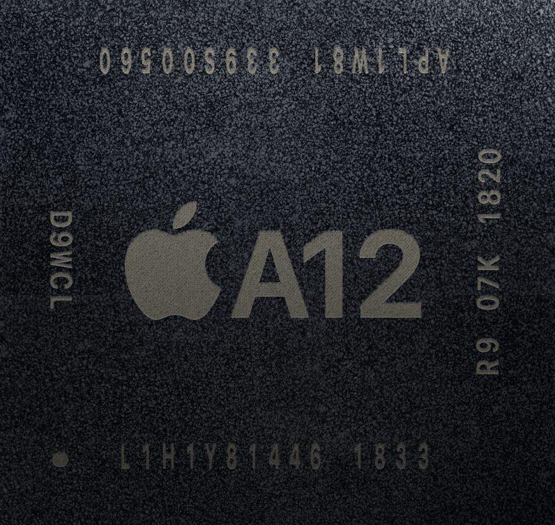 Apple A12 chip