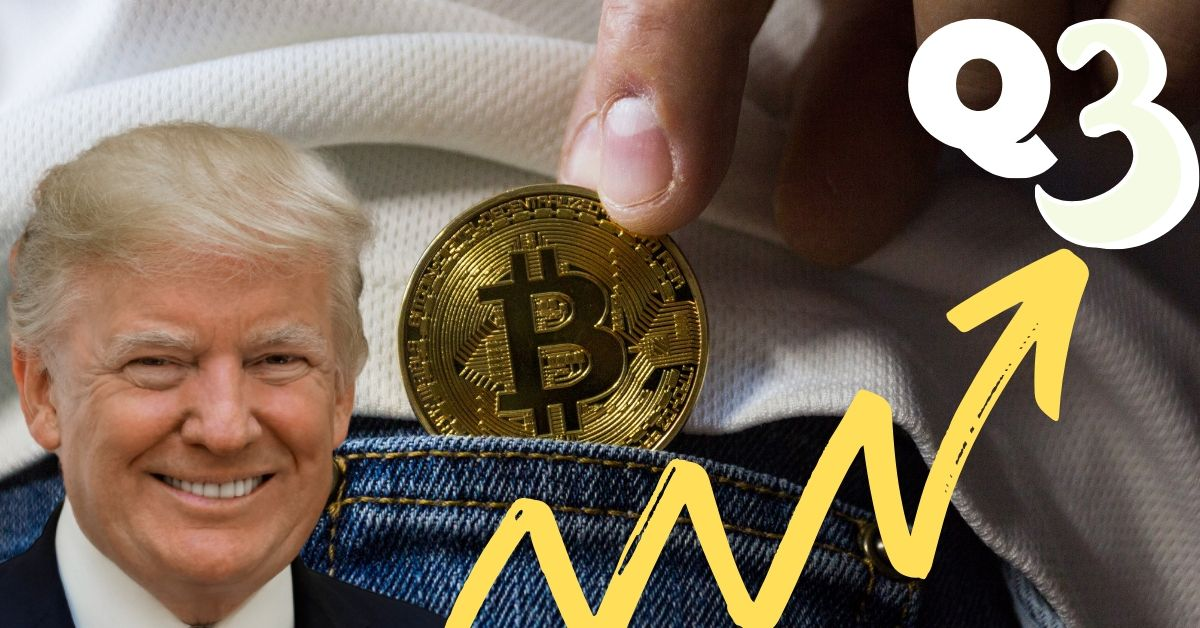 Trump's ignorance couldn't kill Bitcoin in Q3 — here's what happened