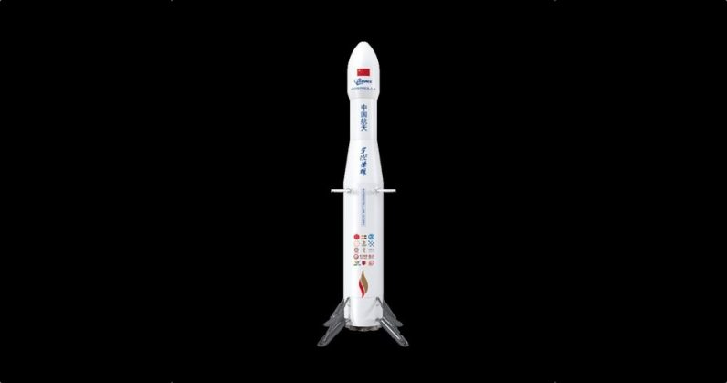 Private Chinese space company aims to rival SpaceX with a reusable rocket by 2021