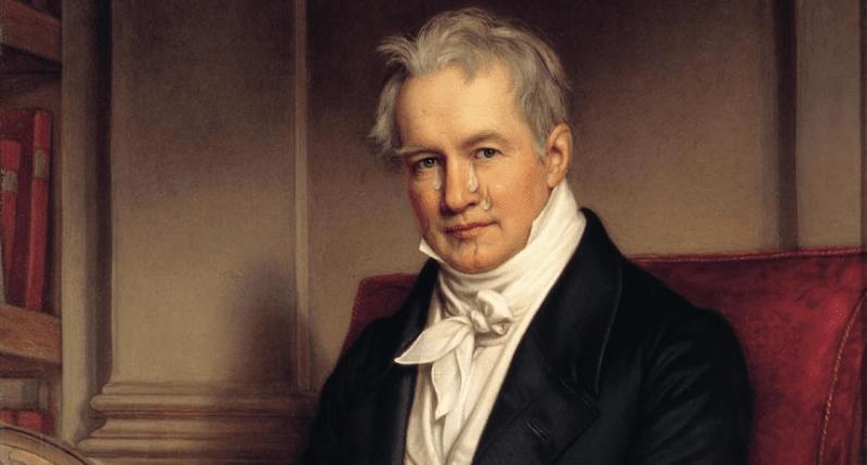 Scientist Alexander von Humboldt was v influential and v forgettable (sad)