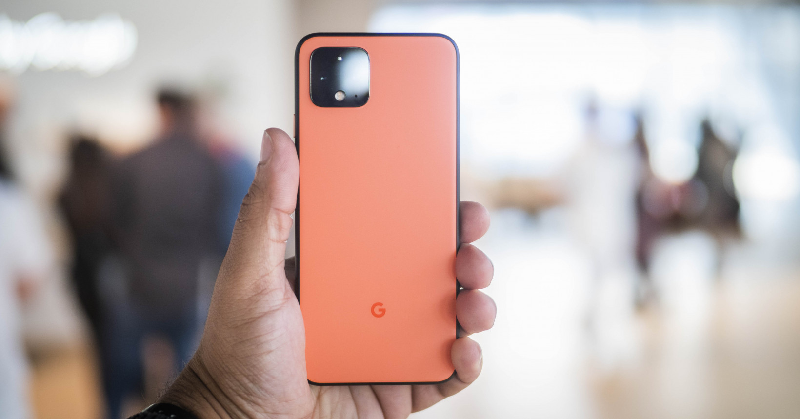 Pixel 4 hands-on: I almost wish I didn't like it this much