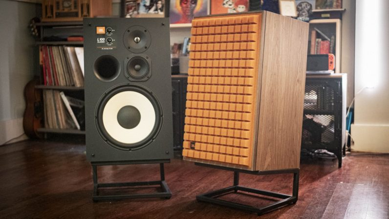 JBL 100 Classic Review: An iconic '70s speaker revived as a modern standout