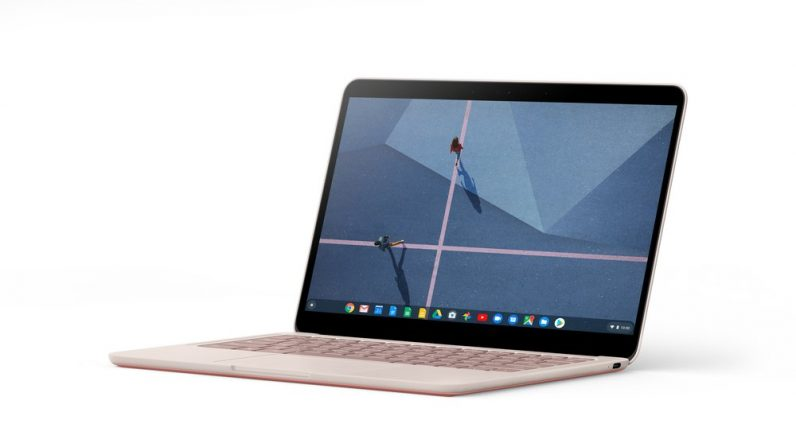 Google's new Pixelbook Go is a $649 laptop with 13.3-inch touchscreen
