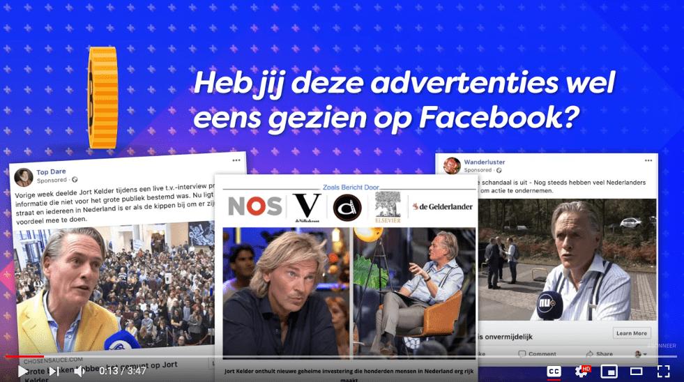 Facebook adverts, fake, bitcoin, scam