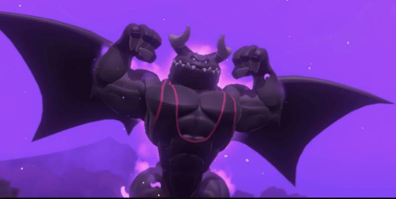 ring fit main villain