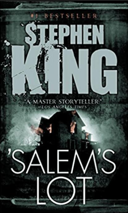 'salem's lot book cover