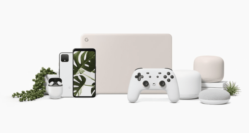 Every new device at Google's big Pixel 4 event