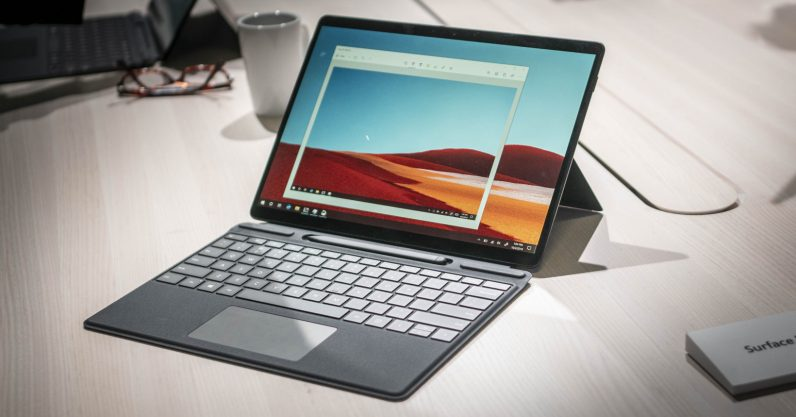 Microsoft wants to bring 64-bit apps to ARM laptops too