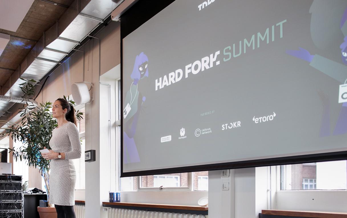 Hard Fork, Summit, blockchain