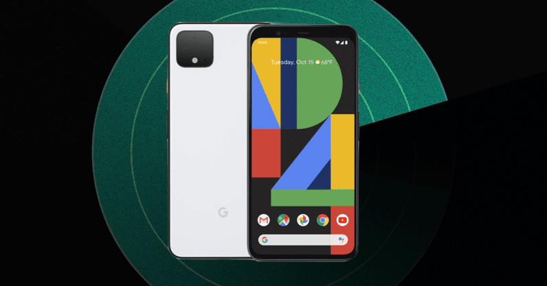 Google announces the dual-camera, notchless, & face-unlocking Pixel 4 and Pixel 4 XL
