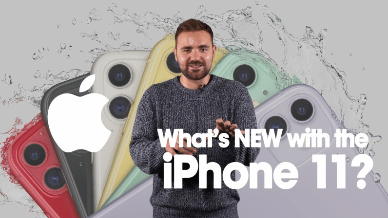 Video: What's new with the iPhone 11?