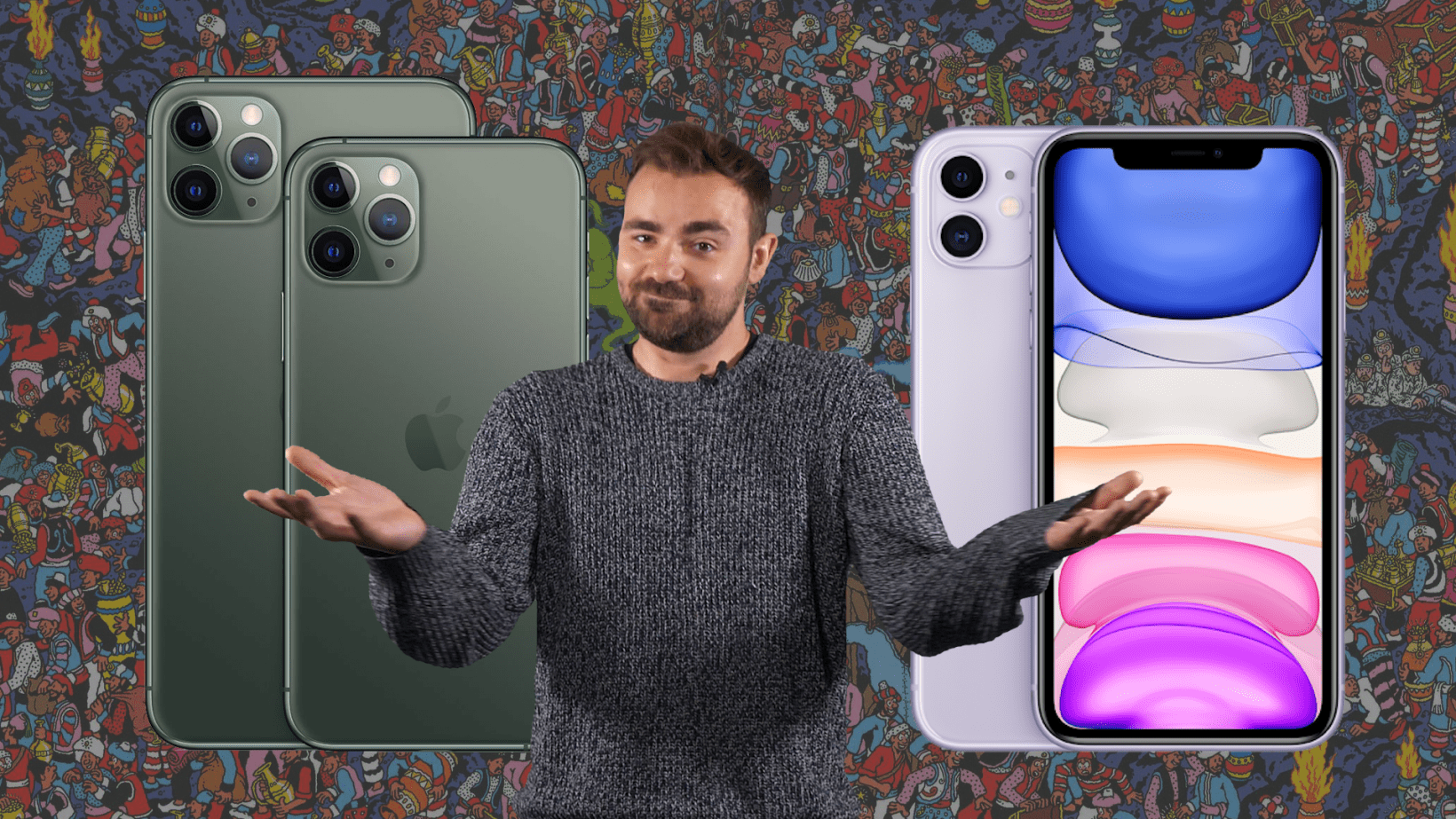 Video: Everything you need to know about the iPhone 11, the Pro, and Pro Max