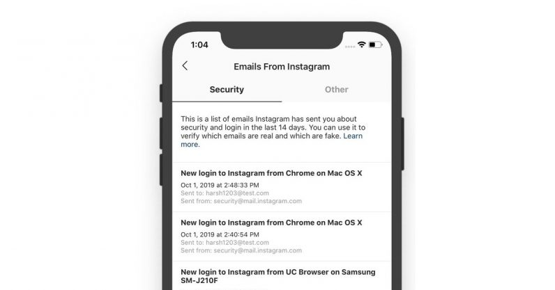 Instagram's new feature can help spot phishing scams — here's how