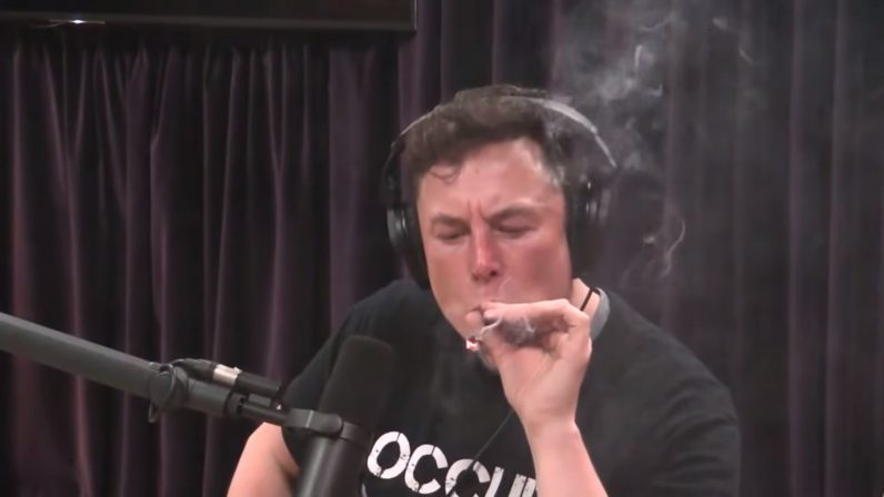 Elon Musk regularly destroys his phones for security purposes