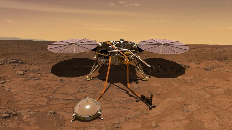 NASA's InSight mission tunes in to the odd  sounds of Mars