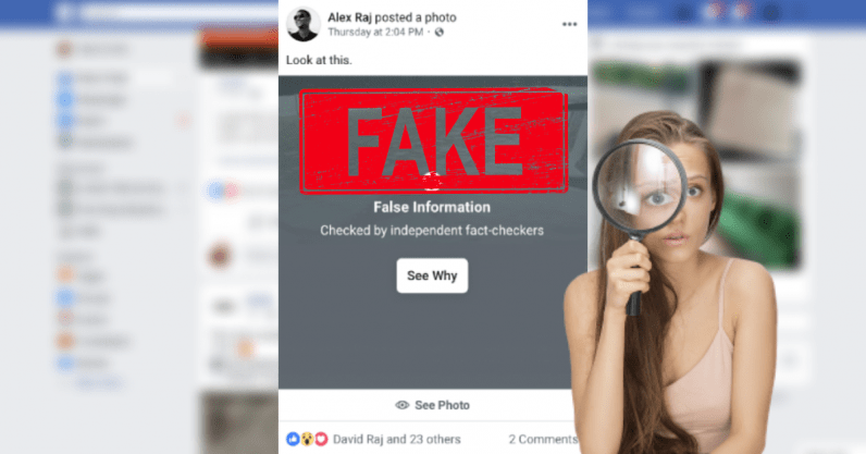 Facebook will clearly label fake news to prevent 2020 'election interference'