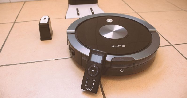 Review: The ILife A9 robot vacuum looks fantastic, works great, and only costs $279