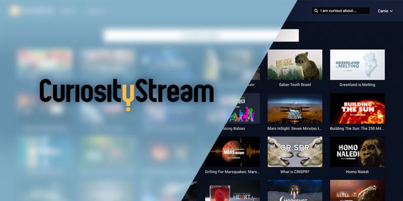 Goodbye unproductive binge-watching, hello 2,000 CuriosityStream documentaries