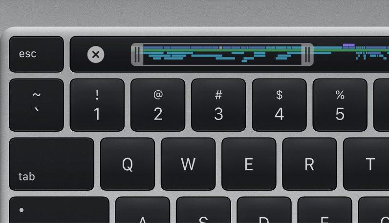 Apple 16 inch macbook pro magic keyboard