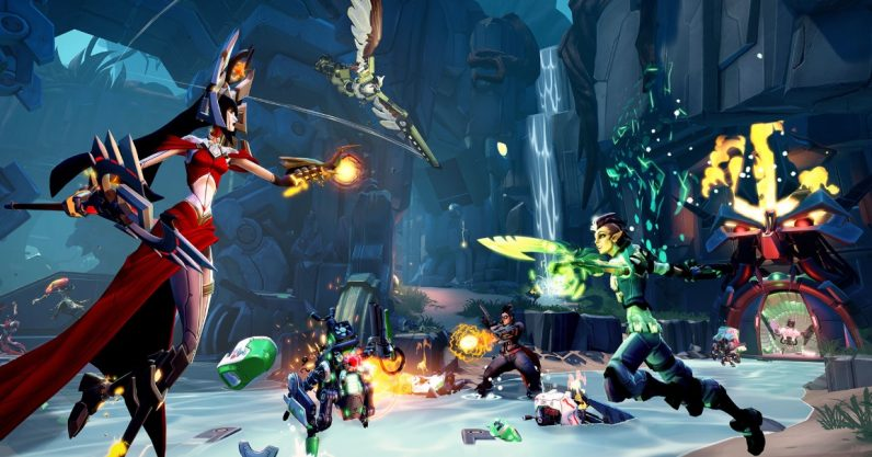 Battleborn, gaming's perpetual also-ran, to shut down in 2021