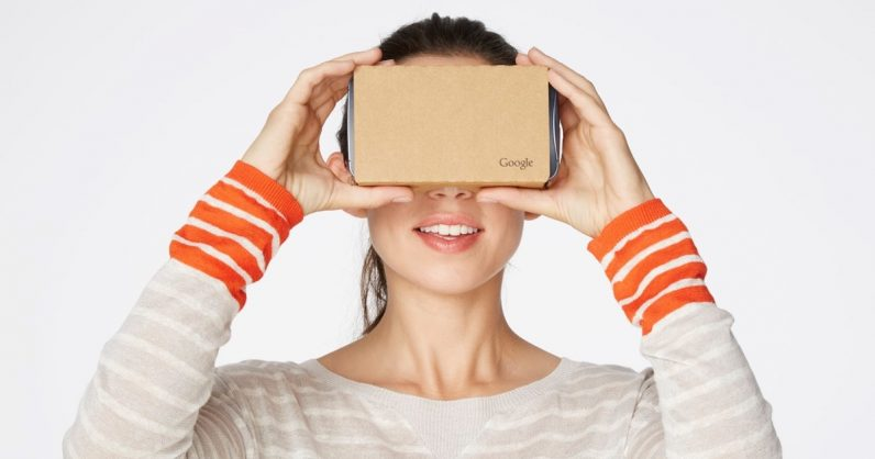 Google Open-Sources Its Cardboard Augmented Reality Project 11/07/2019