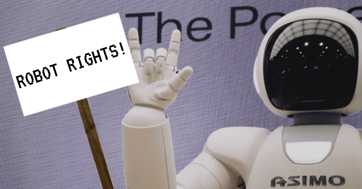 Here's why AI deserves the same rights as animals