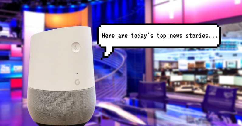 Google Assistant will now give you a personalized feed of the daily news