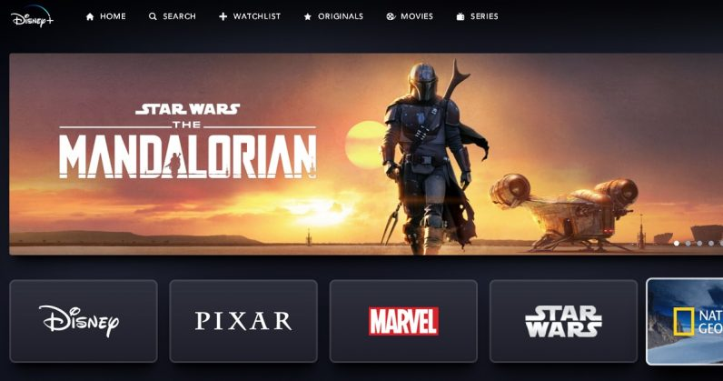 Disney+ tells you when missing movies will be added