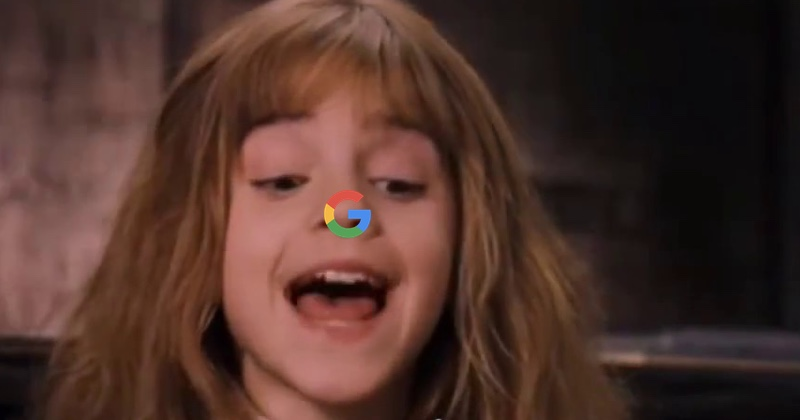 """Google will now teach you how to prononce """"Leviosa"""" properly"""