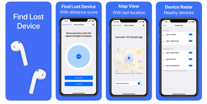 This App Will Help You Find Your Airpods In Seconds