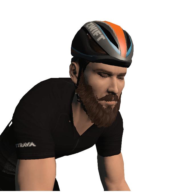 Zwift, avatar