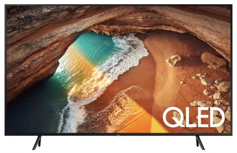 Samsung QLED 4K TV cyber weekend