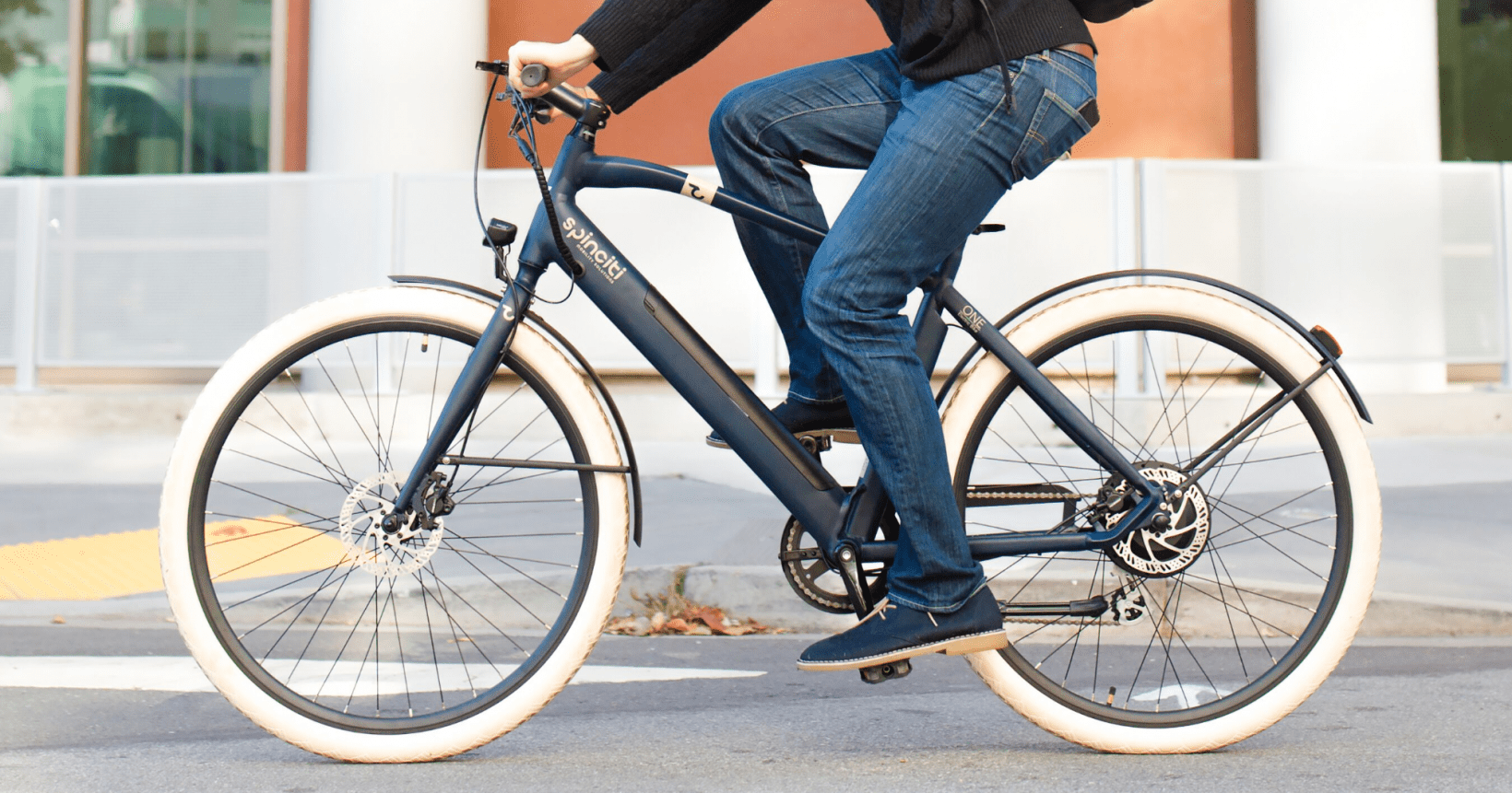 The Spinciti Amsterdam is a stylish e-bike that won't break the bank