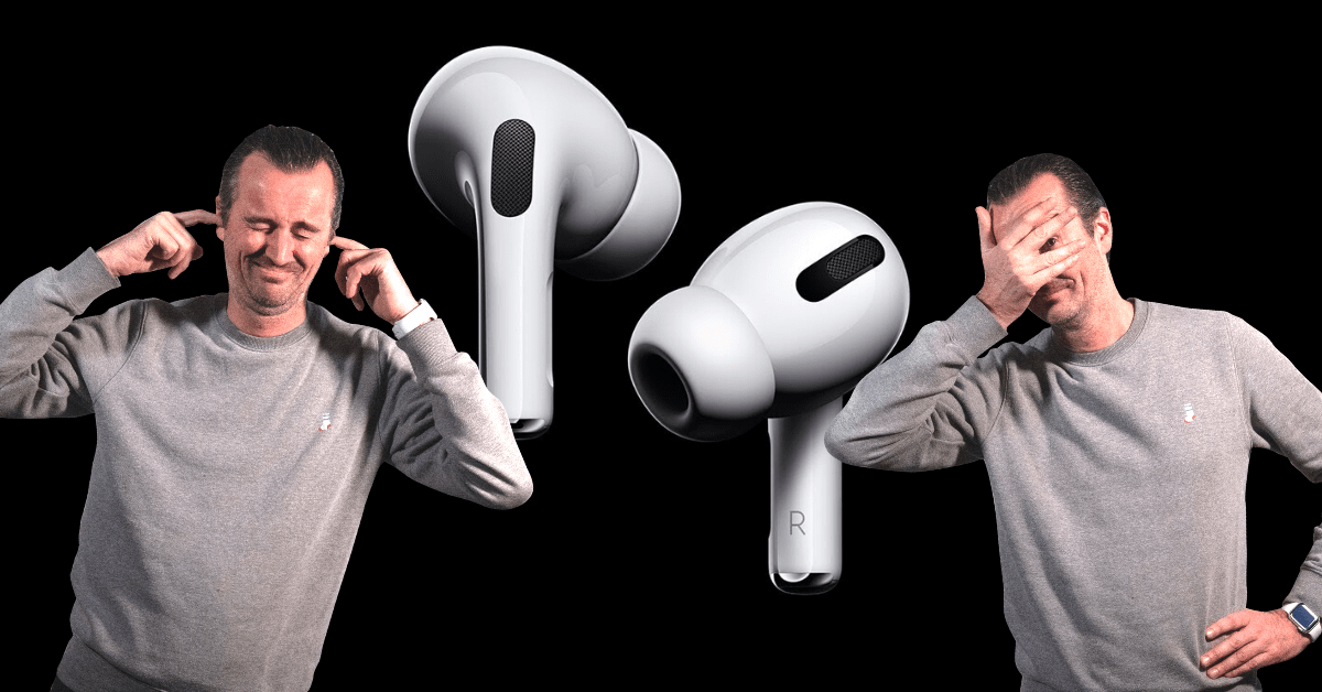 The AirPods Pro have me dreaming of reality-suppressing tech